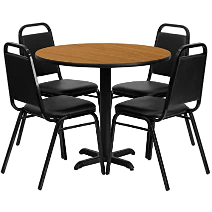 Amazon.com: Restaurant Tables and Chairs - Forli 36 Inch ...