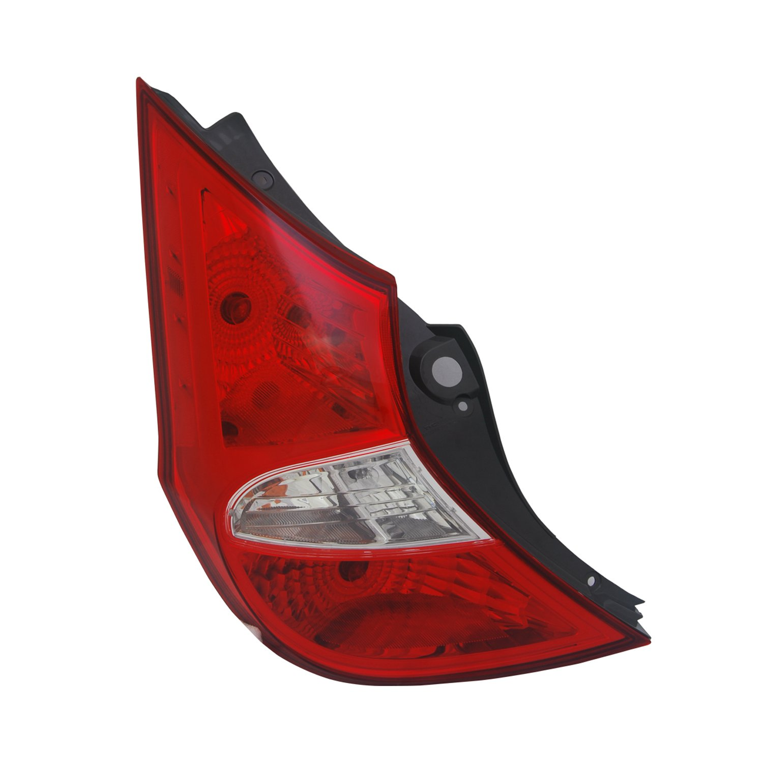 Partslink HY2800143 OE Replacement Tail Light Assembly HYUNDAI ACCENT HATCHBACK 2012-2017