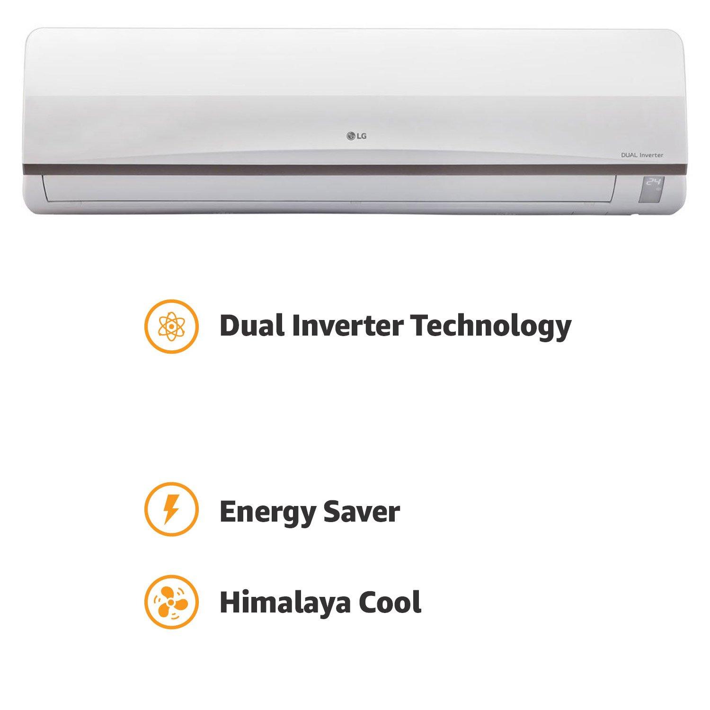 Best 1.5 Ton Inverter Split AC under 50000