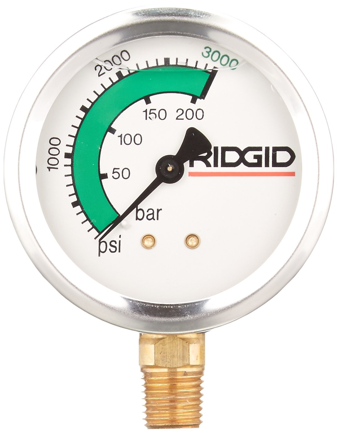 Ridgid 66117 Gauge, Pressure Kj3000 by Ridgid