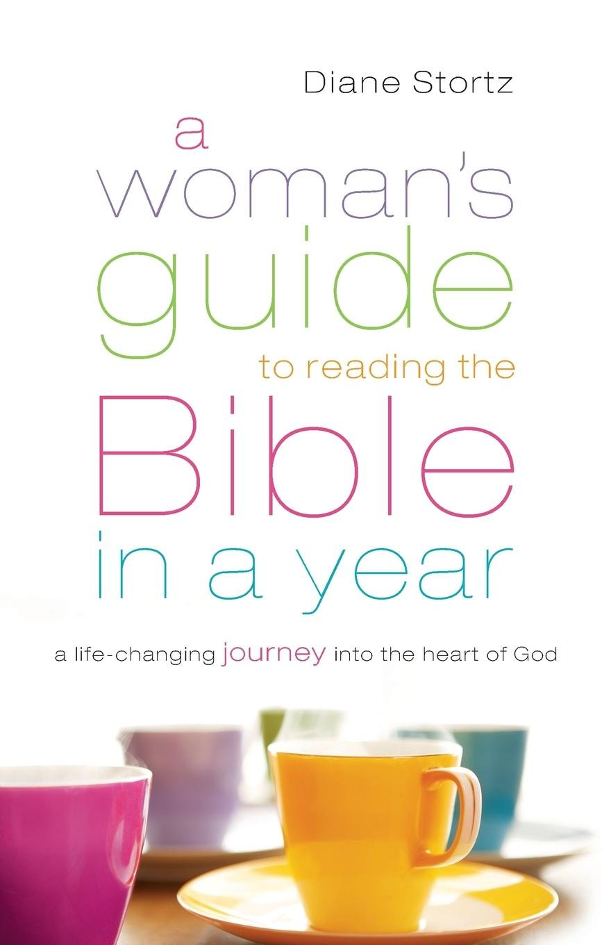 Womans Guide Reading Bible Year product image