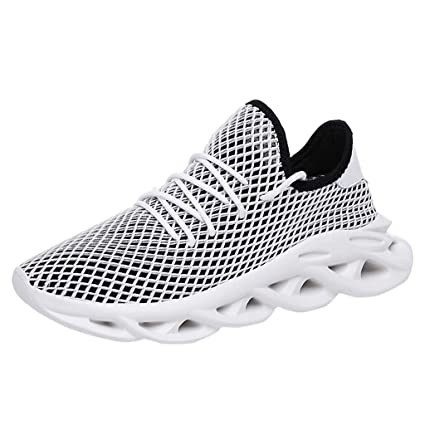 7aaa1b9c278ac Amazon.com: JJLIKER Men's Sport Running Tennis Shoes Lightweight ...