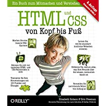 HTML und CSS von Kopf bis Fuß (German Edition)