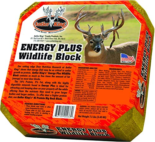 Antler King Energy Plus Wildlife Pack Block