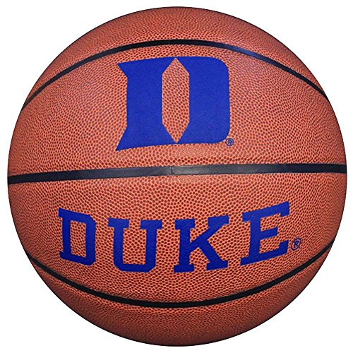 Duke Blue Devils Leather - Duke Blue Devils Mens Composite Leather Indoor/Outdoor Basketball