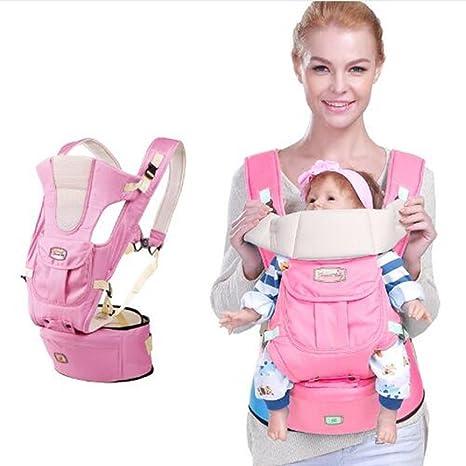 4fsglobal Nuevo 6 en 1 para 0 - 36 m bebé bebé bebés ergonómico ...