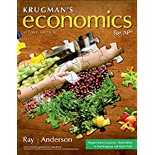 Krugman's Economics for AP (High School)