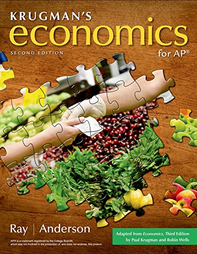 Krugman's Economics for AP® (High School)