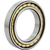 IIVVERR N1015M 115mmx75mmx20mm Single Row Cylindrical Roller Bearing (N1015M 115mmx75mmx20mm SoloRodamiento de rodillos…