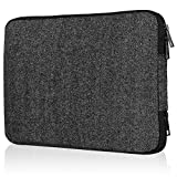 Devmlicor Laptop Sleeve 13-Inch Multifunctional Notebook Bag Waterproof Case Cover for Macbook Air 13 Inch/Macbook Air Pro Retina 13 Inch/Tablet iPad Tab - Woolen