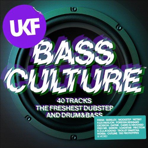 UKF: Bass Culture [Clean]