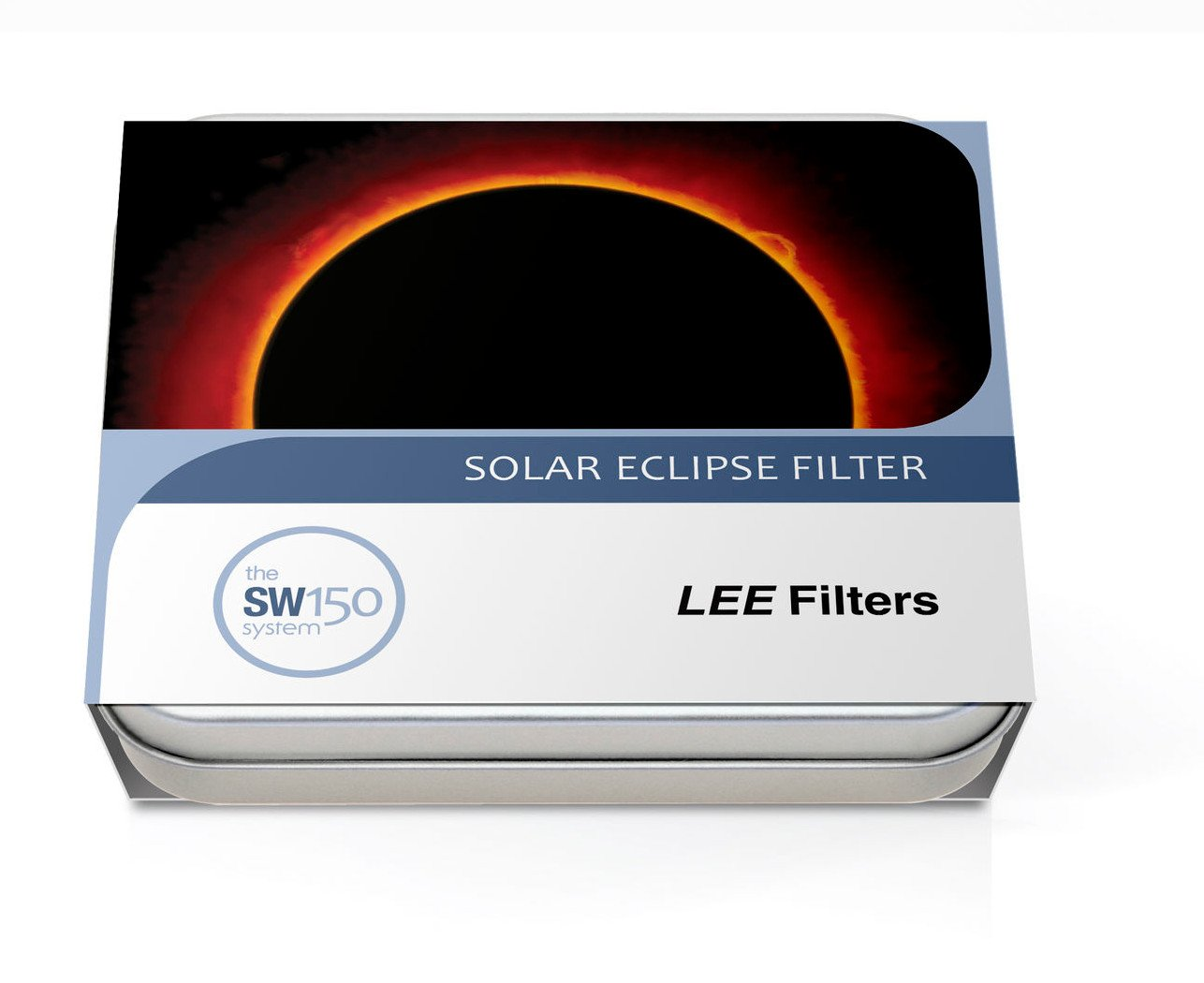 Lee Filters 150x150mm Solar Stopper Neutral Density 6.0 Filter for SW150-Series Filter Holder, 20 Stop by Lee Filters