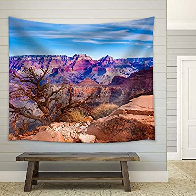 The Grand Canyon in Arizona - Fabric Tapestry, Home Decor - 68x80 inches