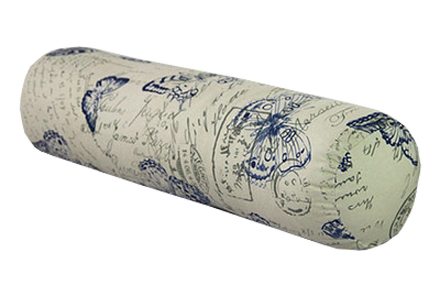Amazon.com: peacewish lona de algodón impreso almohada ...