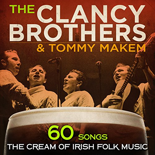 60 Songs: The Cream of Irish Folk - Irish Songs Celtic