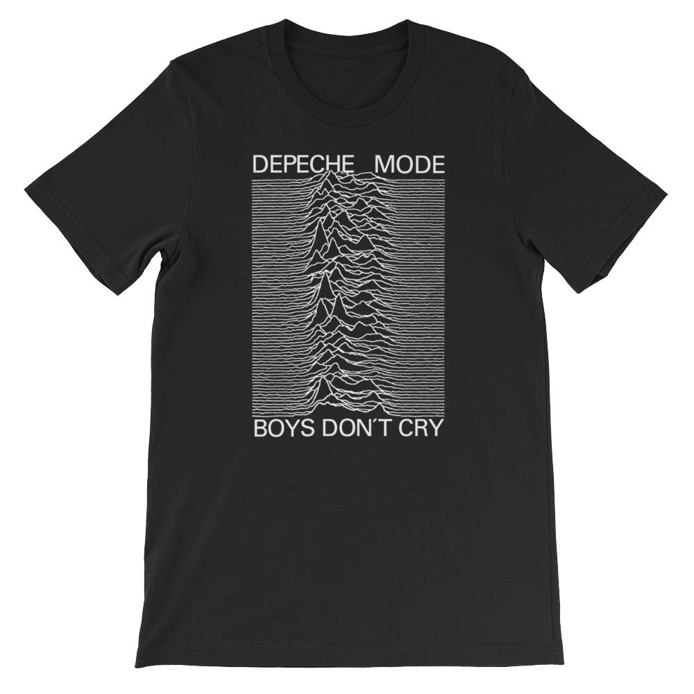 DKH-store Depeche Mode Boys Dont Cry Unisex T-Shirt