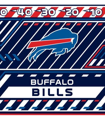 Nfl Stretch Book Covers - Turner NFL Buffalo Bills Stretch Book Covers (8190168)