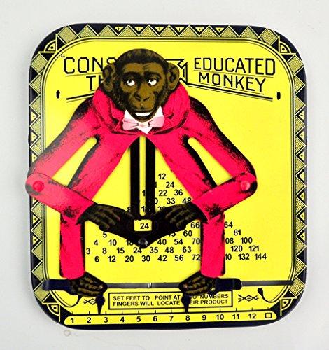 """Professor M"" Educated Monkey Multiplication Tables calcu..."