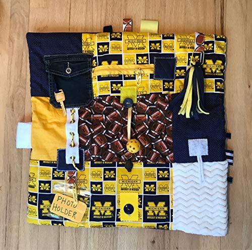 Amazon Fidget Blanket