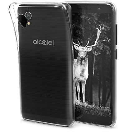release date: 9e6a3 2accf kwmobile Crystal Case for Alcatel 1 (5.0