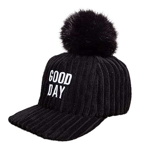 a7b3d301618 Clrarence Hat Women Ladies Fashion Warm Winter Hairball Retro Knitted  Beanie Cap Hat Gloves Sock Scarf