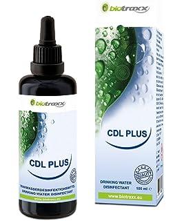 ANCEVIA® - dioxido de cloro 0.3% (100 ml) - CDS - CDL – Botella de vidrio marrón – Hecha en Alemania: Amazon.es: Salud y cuidado personal