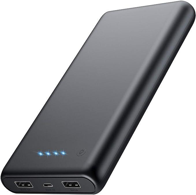 Amazon.com: Cargador portátil, VOOE 24800 mAh, batería ...