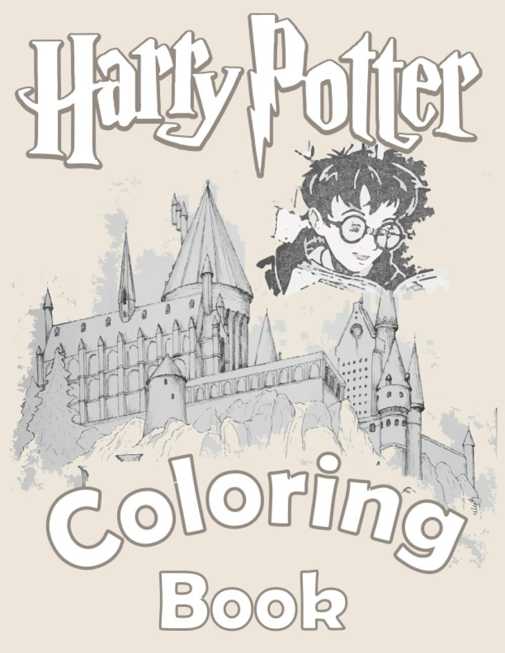 Harry Potter Coloring Book Characters Coloring Pages Perfect For Kids And Adults Fan Art Illustrations Large Size Coloring Pages Publishing Edith 9798555916150 Amazon Com Books