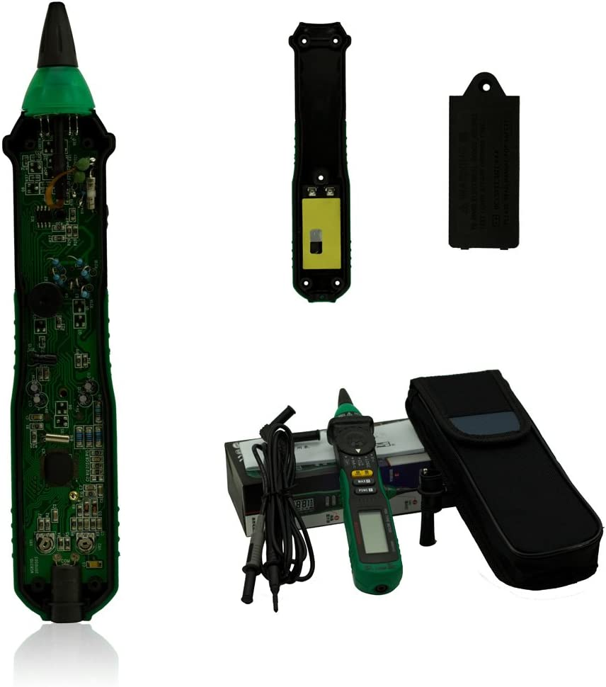 Pen-Type MS8211D Manual//Auto Range Logic Level Digital Multimeter