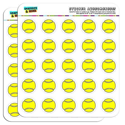 (Cartoon Tennis Ball 1