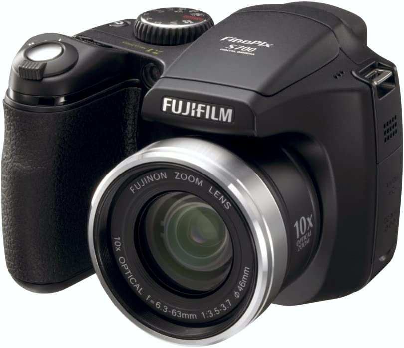 Fujifilm FinePix S5700 - Cámara Digital Compacta 7.1 MP (2.5 ...