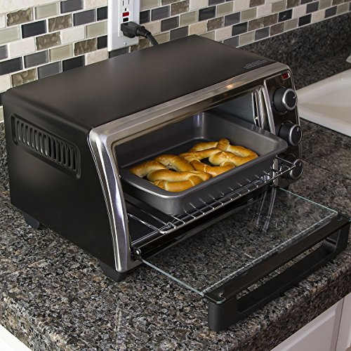 Ecolution EIOGY-1204 toaster bakeware Gray by Ecolution (Image #3)
