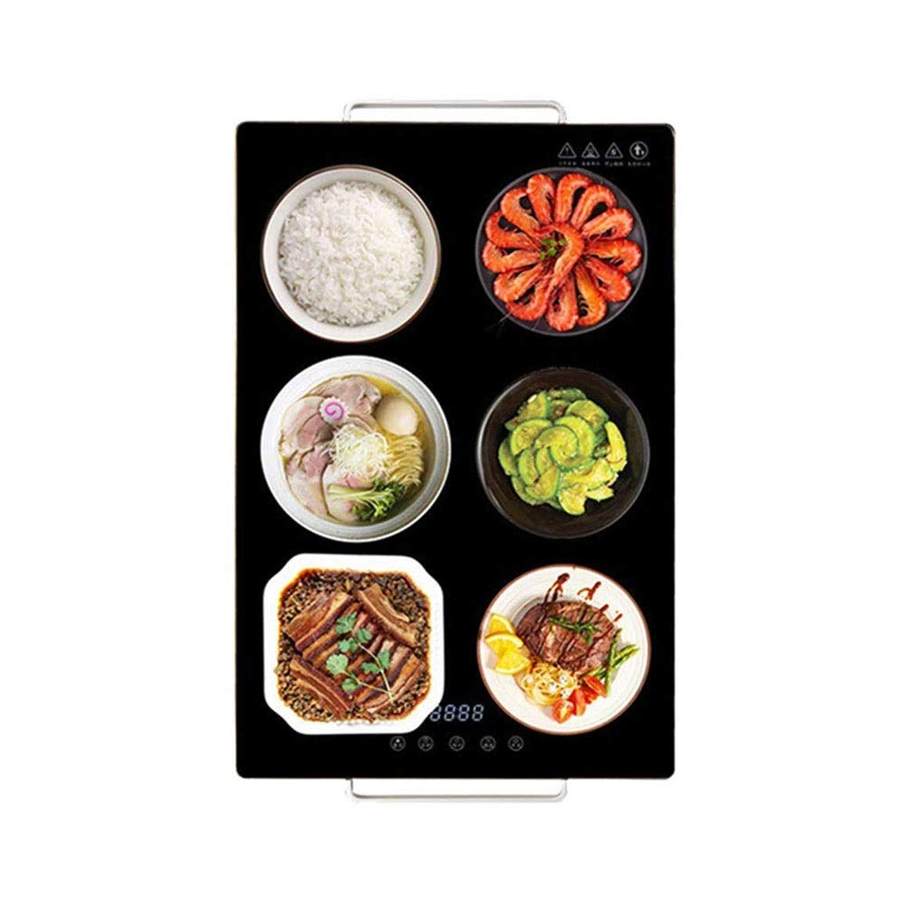 MYXMY Intelligent Meal Insulation Board Consumer and Commercial Heating Board Constant Warm Dish Treasure Insulation Table Multi-Function Heating Board by MYXMY