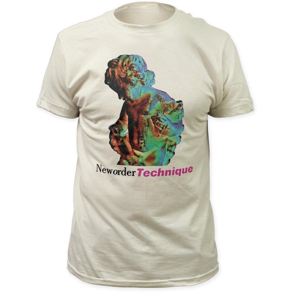 New Order Technique Print S Shirt