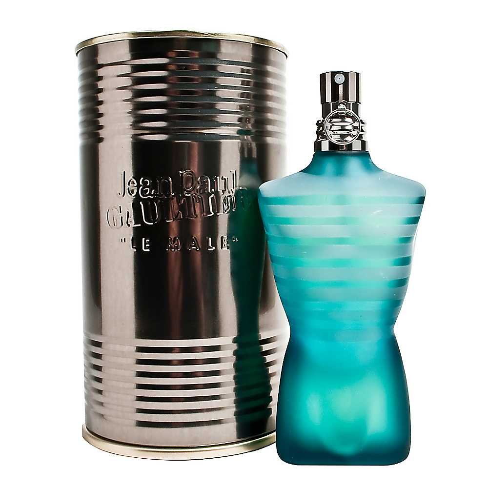 baf2e4a4b Amazon.com : Le Male by Jean Paul Gaultier for Men - 2.5 Ounce EDT Spray :  Eau De Toilettes : Beauty