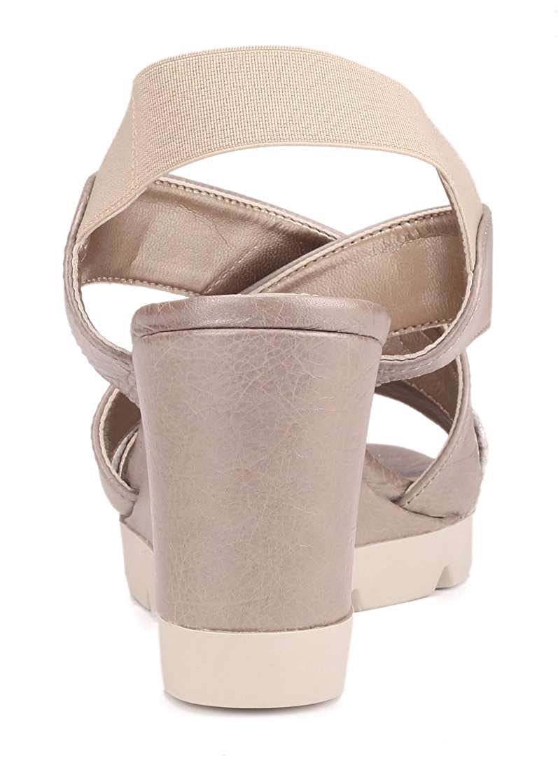 Sandalo Zeppa itScarpe E Borse Came DonnaAmazon The Flexx Lot b6yfY7g