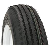 Kenda Trailer Tire/Wheel Assembly - 6-Ply Rated/Load Range