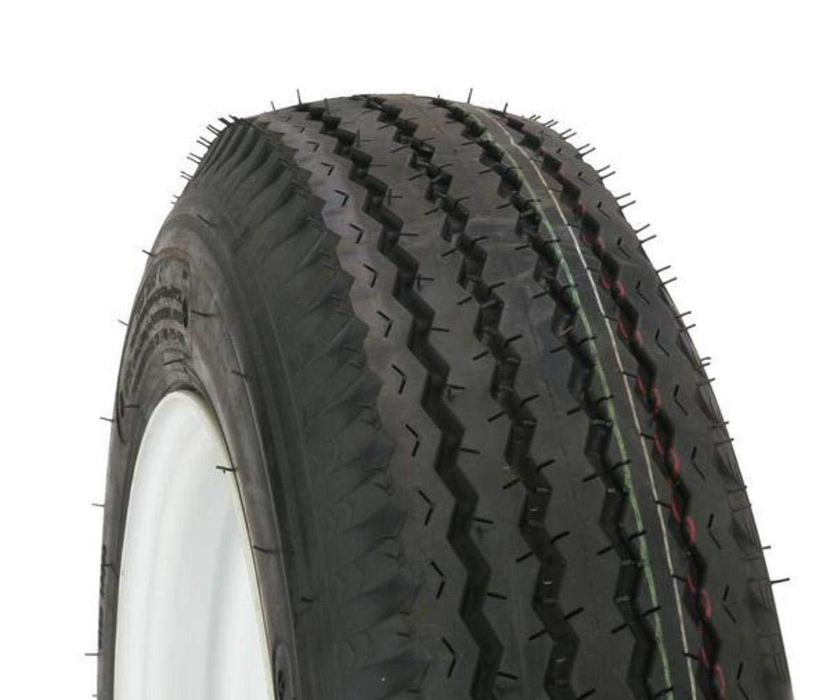 4.80-12 6-Ply Rated//Load Range C 5 Hole Rim 30660 Kenda Trailer Tire//Wheel Assembly