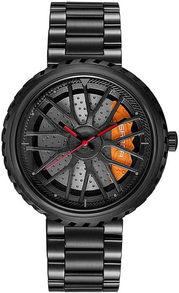 Relojes De Pulsera,Reloj De Cuarzo Resistente Al Agua