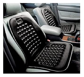 Car Seat Cushion Magnetic Therapy Massage Acu Beads