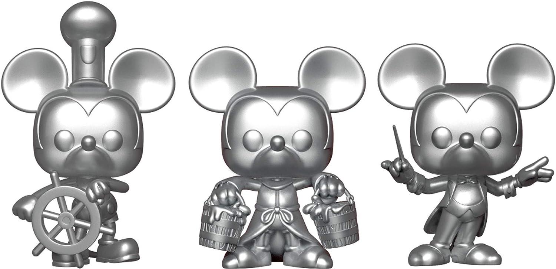 Tee Disney Mickeys 90th T-Shirt Exclusive Amazon Mickey Mouse New Funko Pop