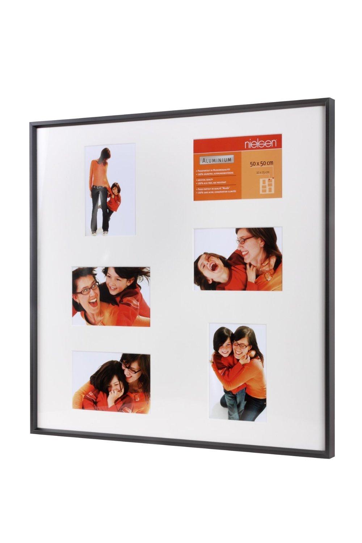 Amazon.de: Nielsen Gallery Junior Multi-Fotorahmen, mit 6 Öffnungen ...