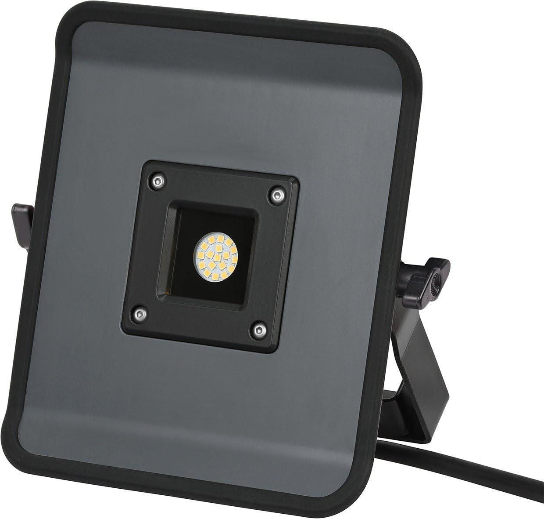 20 W Noir//gris 5 m Brennenstuhl 1171330211 Compact ML SN 4005 V2 Projecteur LED IP54