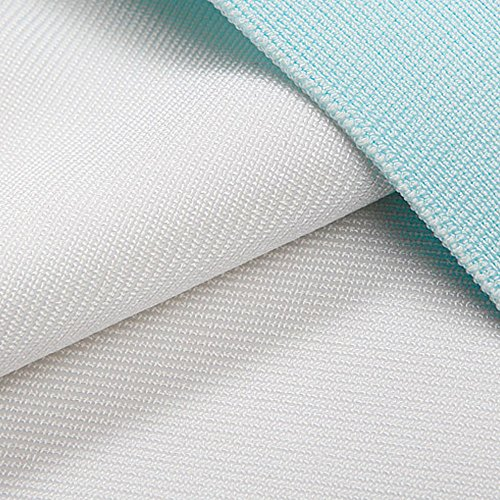 HLBandage Color Block 2 Piece High Waist Bandage Dress Multicolor