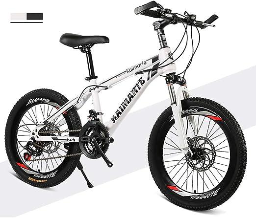 20 Pulgadas Acero de Alto Carbono Estudiante Niño Bicicleta de ...