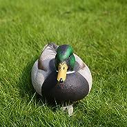 Floating Fake Male Duck Mallard Hunting Decoy Pool Lawn Decor