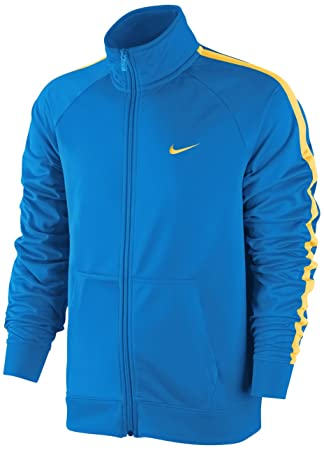 free shipping cost charm super quality Nike Season Poly Knit TRK Suit Veste Multicolore S ...