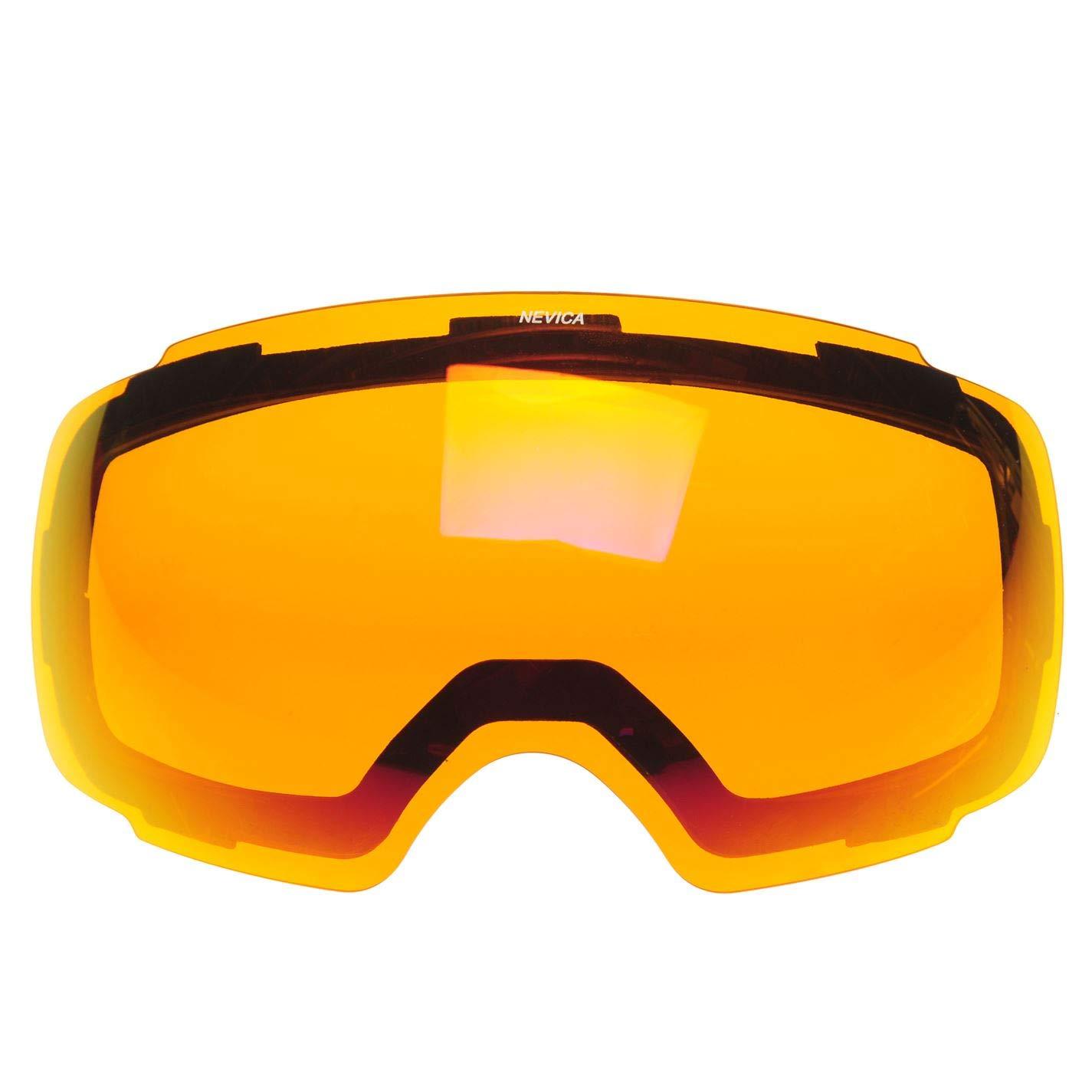 a6c61018f65 Nevica Mens Aspen Magnetic Ski Goggles Black  Amazon.co.uk  Clothing