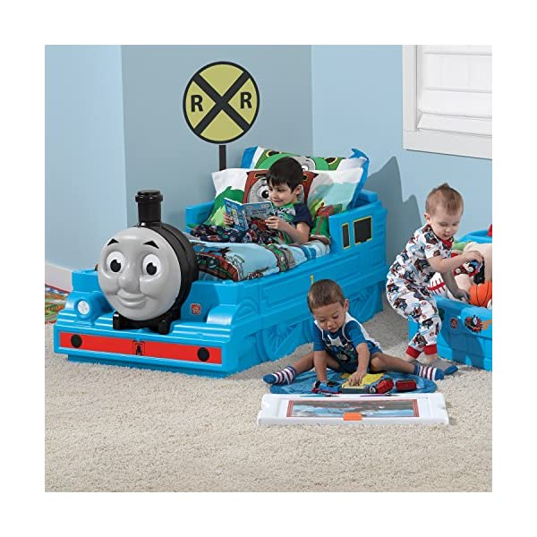 Step2 Thomas The Tank Engine Toddler Bed 5