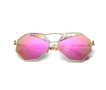 Wer Fahre Ich Unregelmäßiges Vieleck Polarisierte Sonnenbrille Im Freien,SilverFrameSilver